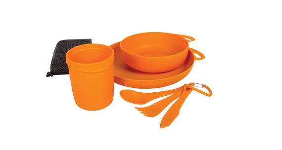 Sea to Summit Delta - Equipamiento para cocinas de camping - naranja